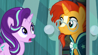 """Starlight """"actually kind of why I'm here"""" S6E1"""