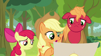"""Applejack """"is this right?"""" S9E10"""