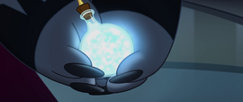 Communication potion in Storm Guard's claws MLPTM