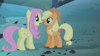 """Fluttershy """"what happened to me"""" S4E07"""