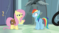 """Fluttershy """"why you haven't heard of it"""" S9E21"""