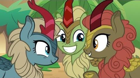 A Kirin Tale   My Little Pony Friendship is Magic Wiki   Fandom