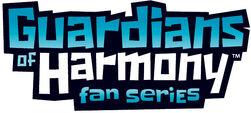 MLP Guardians of Harmony Fan Series logo