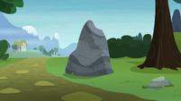 Ordinary-looking boulder S8E3