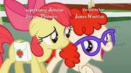 S01E12 Twist pociesza Apple Bloom