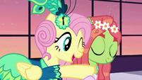 S05E07 Fluttershy tuli Tree Hugger