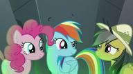 S07E18 Rainbow Dash uwolniona