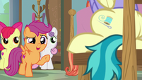 "Scootaloo ""already have your cutie mark"" S9E12"