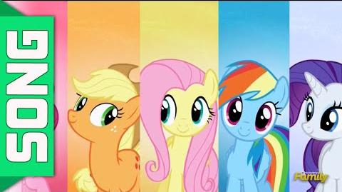 Song Make This Castle a Home - My little Pony (Castle Sweet Castle) ( Lyrics)-1