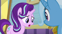 "Starlight ""time away from her music"" S9E20"