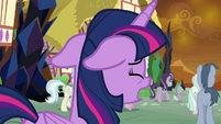 "Twilight ""you're stronger than his magic!"" S9E2"