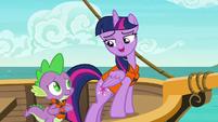 Twilight Sparkle --I've got it all under control-- S6E22