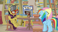 """A. K. """"he's determined to ruin my character"""" S9E21"""