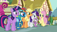 Fluttershy -so much better than I thought- S8E18