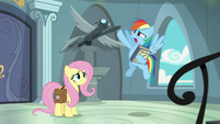"""Rainbow """"that's supposed to be a secret!"""" S9E21"""