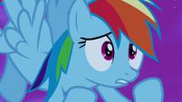 "Rainbow Dash ""powerful enough to escape"" S5E13"