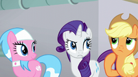 Rarity --so my time here isn't a total loss-- S6E10