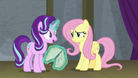 "Starlight ""memorized your lines already"" S8E7"