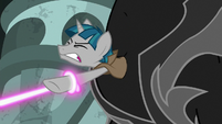 Stygian being pulled out of the darkness S7E26
