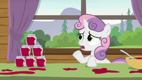 Sweetie Belle -everypony was having fun- S7E21