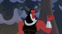 "Tirek ""it took about five minutes"" S9E8"