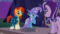 Trixie -if I could do magic like that- S7E24