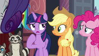 """Twilight """"might have seemed all right"""" S8E4"""