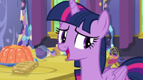 Twilight Sparkle -they're just making sure- S7E15
