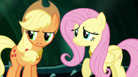 """Applejack """"that's what I thought"""" S4E02"""