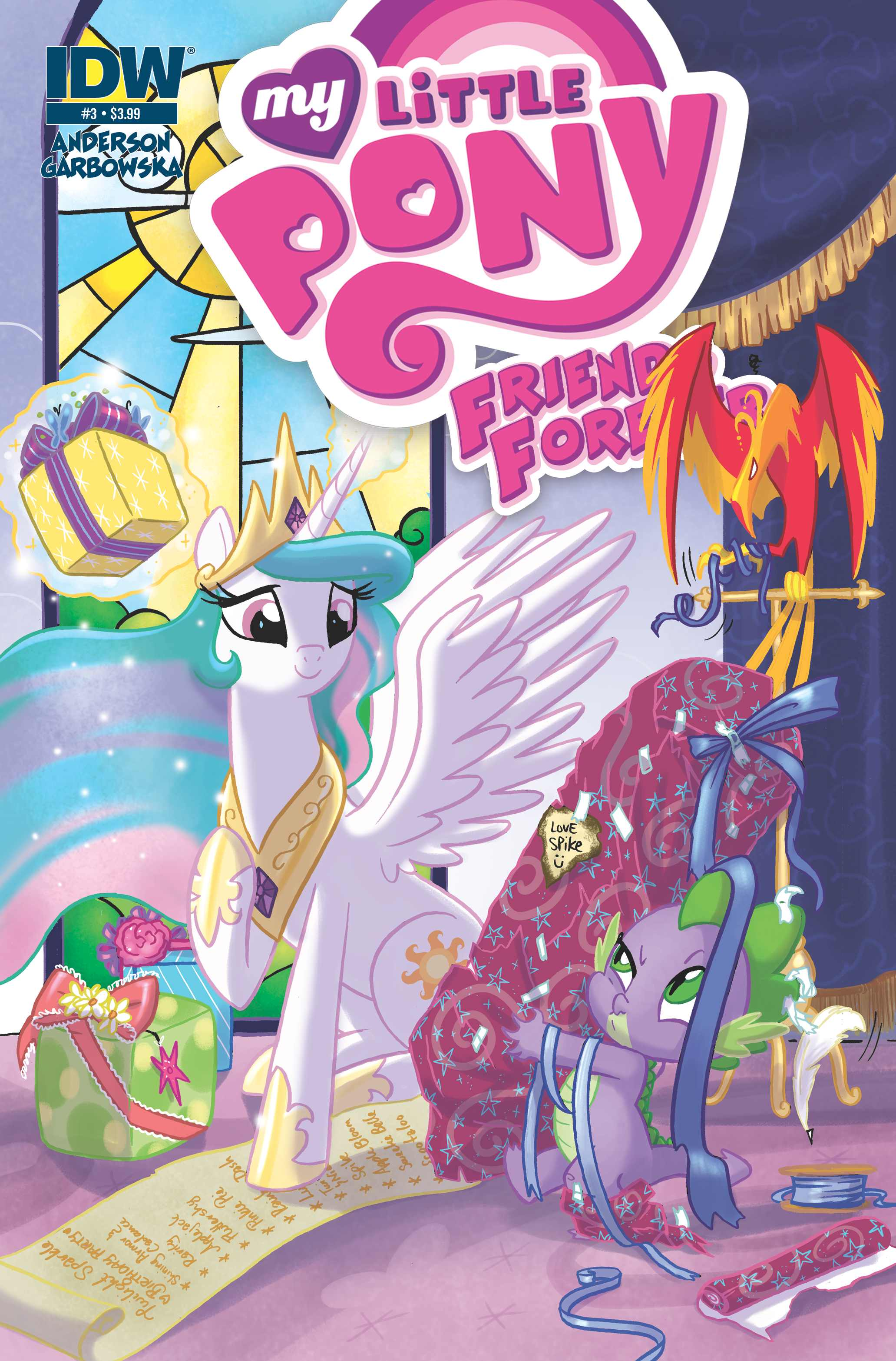 Friends Forever Issue 3