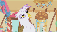 Gilda thinks Rainbow Dash is lying S1E05