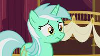 Lyra in disbelief S5E9