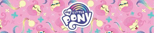 MLP Pony Life Amazon.com Fluttershy banner