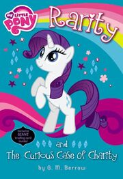 Portada de Rarity and the Curious Case of Charity.jpg