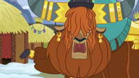 """Prince Rutherford """"yaks extra happy!"""" S7E11"""