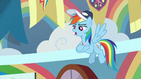 "Rainbow ""got everything you need!"" S9E15"
