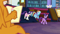 """Rainbow Dash """"we've always been friends"""" S8E17"""