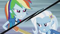 Rainbow Dash vs. Trixie EG2