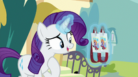 """Rarity """"we just went to the Crevasse"""" S9E19"""