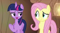 "Twilight Sparkle ""I think she's cured now"" S7E20"
