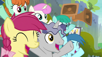 """Washouts audience """"leap before you look!"""" S8E20"""