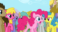 """But I am the real Pinkie!"" S3E3"