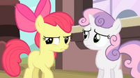Apple Bloom 'Forget it' S4E05