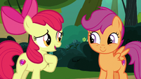 Apple Bloom -that would make more sense- S7E21