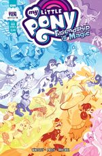 Comic issue 101 cover B
