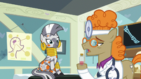 """Dr. Horse """"it's just as I thought"""" S7E20"""