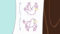 Flying diagram S4E04