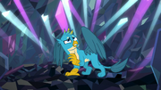 Gallus starting to get scared S8E22.png