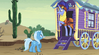 "Hoo'Far ""I desired your wagon"" S8E19"