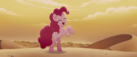 Pinkie Pie getting excited all over again MLPTM